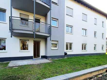 Sofort bezugsfrei! Renovierte 4-Zimmer-Wohnung in Leimen-St. Ilgen