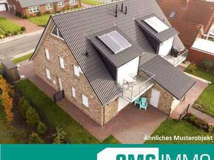 Frischluft garantiert! Neubau Erdgeschosswohnung in Norden/Norddeich