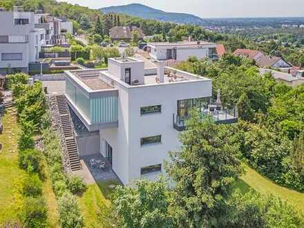 Traumhaftes Architektenhaus im Bauhausstil