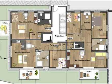 Erdgeschoss - Wohnung B02