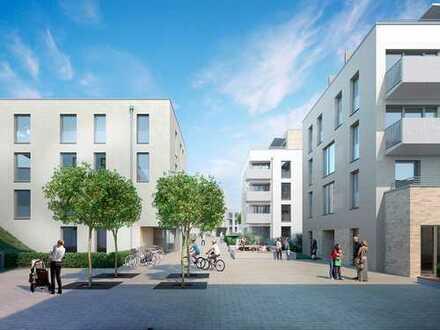 Herrliche 2-Zimmer-Dachgeschosswohnung mit großer Terrasse in lebenswerter Umgebung