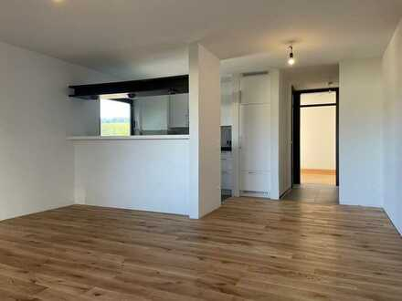 Neu renovierte, großzügige 2-Zimmer-Wohnung