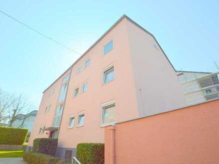 Sanierte 3-Zimmer Wohnung direkt an der LIDL-Zentrale in Bad Wimpfen zu vermieten