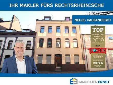 Profinvestoren aufgepasst! 6 Parteien Wohnhaus in Kalk