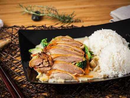 Asia meets international kitchen (Fusion Restaurant)