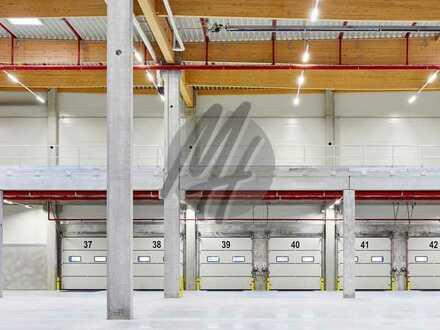 KEINE PROVISION ✓ NEUBAU ✓ Lager-/Logistik (7.500 m²) & Büro (500 m²) zu vermieten