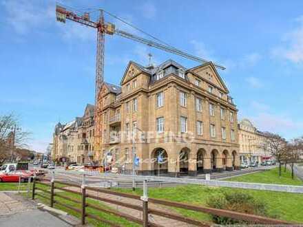 Modernes Sanierungskonzept trifft auf Denkmalschutz