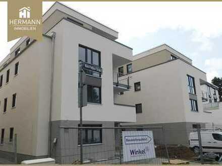 Neubau-Erstbezug! Schöne 3-Zimmer-Wohnung mit Balkon