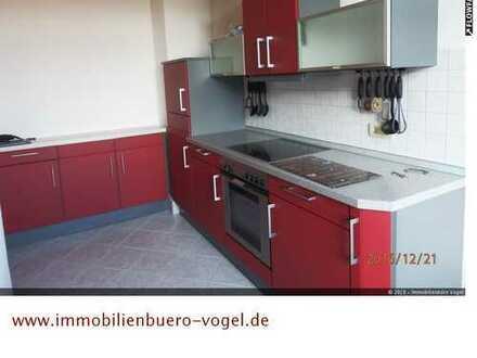 helle 3 Zi. Wohng. - Küche/Bad Fenster, mod. EBK