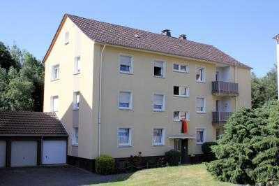 Für die kleine Familie: Schöne Erdgeschosswohnung in Lendringsen