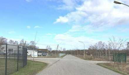 Gewerbeflächen Flugplatz Nord in Neuruppin