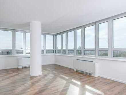 Erheben Sie sich über Potsdam - 3 Zimmer Wohnung mit sensationellem Blick