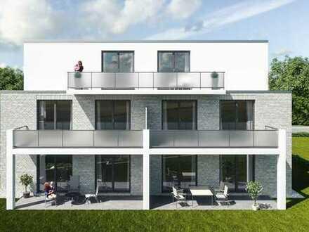 TOP LAGE! Exklusive und großzügige Neubau-Erdgeschoss-Wohnung in Bensheim!