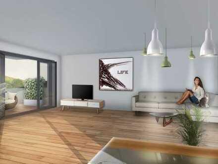 WOHNEN AM PARK - Zweizimmerwohnung mit flexiblen Nutzungsmöglichkeiten!