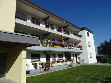 Familienfreundliche 3 1/2-Zimmer-Wohnung in VS-Villingen - Wohngebiet Wöschhalde