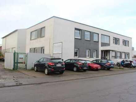 Bürogebäude mit angrenzender Lager- und Produktionshalle und Freifläche!