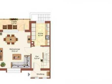 Gepflegte 2-Zimmer-Wohnung mit Balkon in Bremen