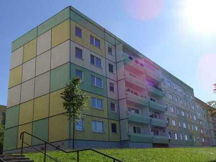 4-Raum WE mit Balkon
