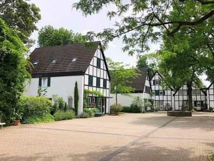 Modernes Fachwerkhaus in Köln, Sürth
