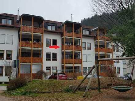 3 Zimmer Wohnung in verkehrsberuhigter und sonniger Lage