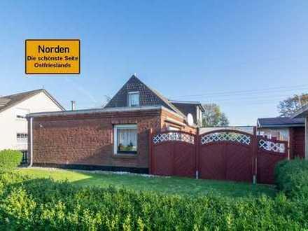 Geschickt modernisierte Doppelhaushälfte in ruhiger Lage! Ideal für Anleger!