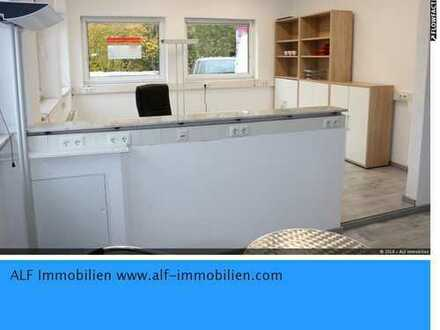 Modernes, kleines Büro mit Erweiterungsmöglichkeit