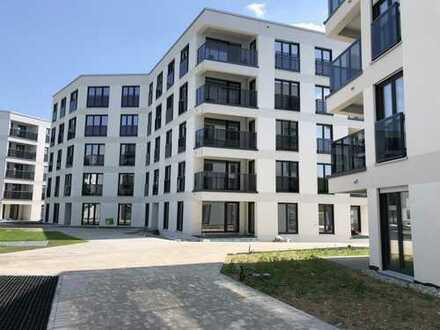 Erstbezug: Traumhafte 2-Zimmer-Wohnung mit Balkon in Aubing, München