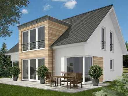 Weiden- Schickes freistehendes Einfamilienhaus, individuell gestaltbar, auch mit Keller möglich!