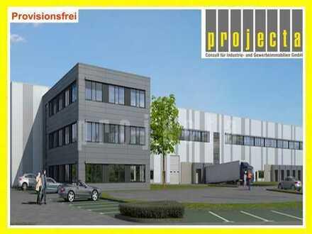 PROVISIONSFREI: 10.000 m² maßgeschneiderte Logistikfläche nahe Seehäfen│direkt an der A1 und A281│