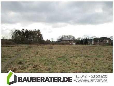 Bauträger und Provisionsfrei! 525 m² im Baugebiet Delmenhorst Stickgras
