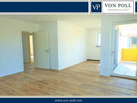Erstbezug: 3,5-Zimmer-Wohnung in Nördlingen mit Einbauküche und Balkon