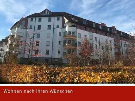 2 Zi- Wohnung mit Balkon und Lift