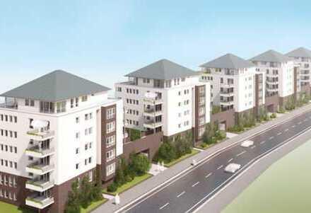 Zentral Laatzen, neuwertige 2-Zimmer-Erdgeschosswohnung mit Balkon und EBK in Laatzen