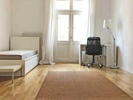 6197 - Möbliertes WG-Zimmer auf der Sophienstraße!