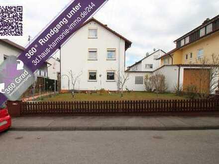 RESERVIERT! Ankommen und Wohlfühlen - Einfamilienhaus mit idyllischem Garten in Rottweil!