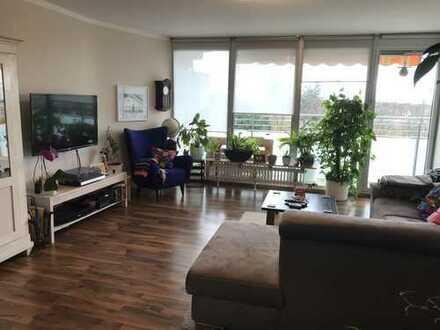 Schöne 3-Zimmer-Wohnung mit Balkon und Einbauküche in Aschaffenburg