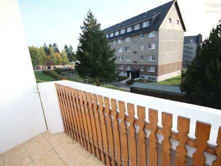 3-Raum-Wohnung mit Balkon!! Am Stadtpark in Geyer!!