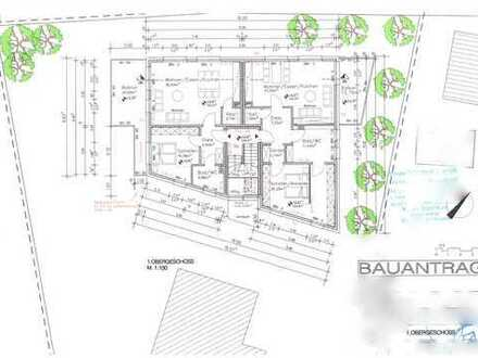 Altenberge, Obergeschosswohnung in zentraler Wohnlage mit großem Sonnenbalkon zu vermieten