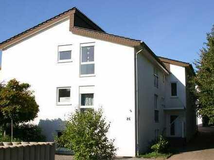 schöne Terrassen-Wohnung