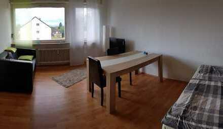 Helle Einzimmerwohnung Südweststadt