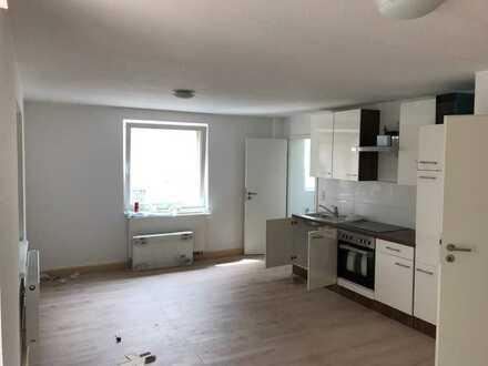 Sanierte 1,5 Zimmer-Wohnung mit modernem Badezimmer