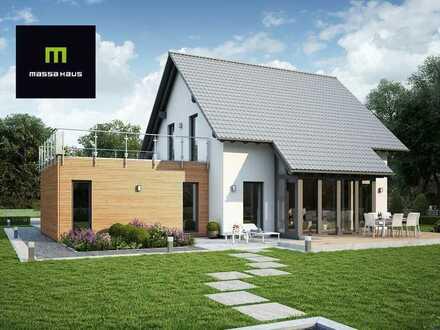 Jetzt Traumhaus mit massa bauen - KfW 55 - Baukindergeld - Aktionen nutzen !