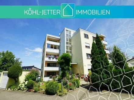 Renovierte 4 Zi.-Whg. mit Garage in attraktiver Wohnlage von Balingen-Frommern!