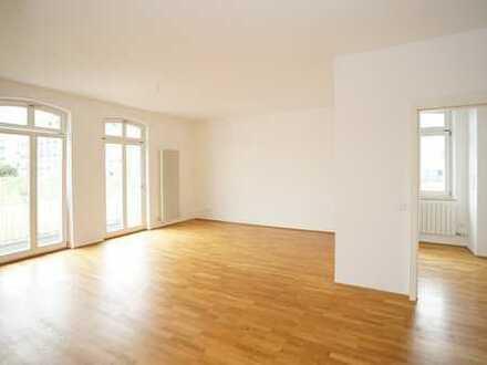 Gehobene 2-Zimmer Wohnung mit West-Balkon am Michelsberg