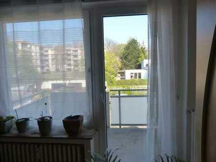 Geräumige 2,5-Zimmer-Wohnung mit großem Balkon in Essen