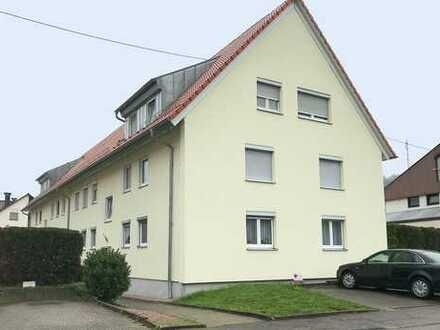 +++ frei: 3-Zimmer-Eigentumswohnung mit Balkon in Murrhardt +++