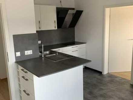 Vollständig renovierte Wohnung mit fünf Zimmern und EBK in Elz