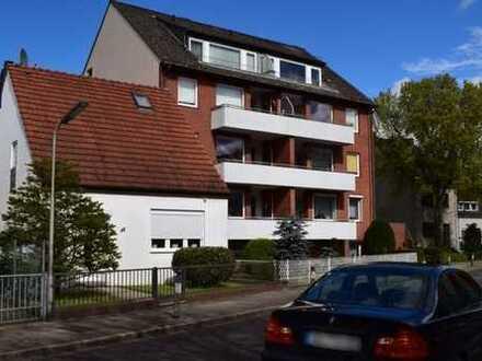 Gepflegte 3 Zimmerwohnung mit 2 Balkonen in guter Wohnlage von Gröpelingen!