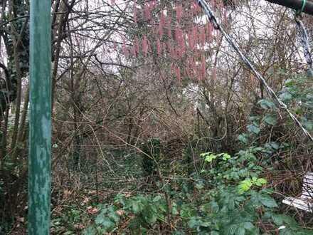 Grundstück (mit Abrissgebäude EFH) in Bergen-Enkheim
