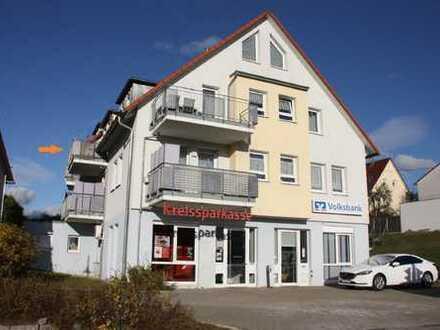 Charmante 2-Zimmer-Maisonettewohnung mitten in Iggingen